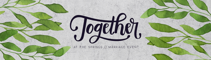 Forehand, Dale & Jena - Stained Glass Ministries/Together at the Springs
