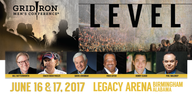 Gridiron Men's Conference - Birmingham