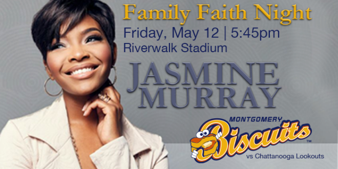 Family Faith Night #1 with the Montgomery Biscuits - Montgomery