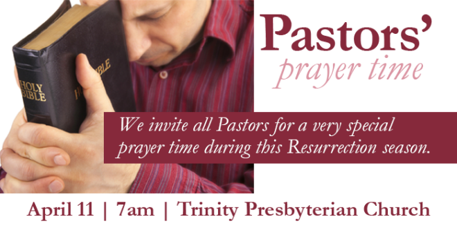 Pastors' Prayer Time - Montgomery