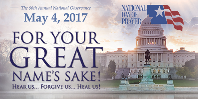 National Day of Prayer 2017