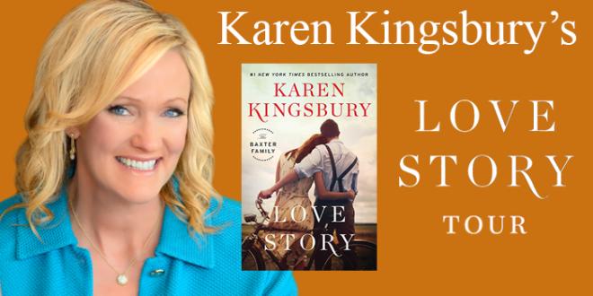 Karen Kingsbury's Love Story Tour - Montgomery
