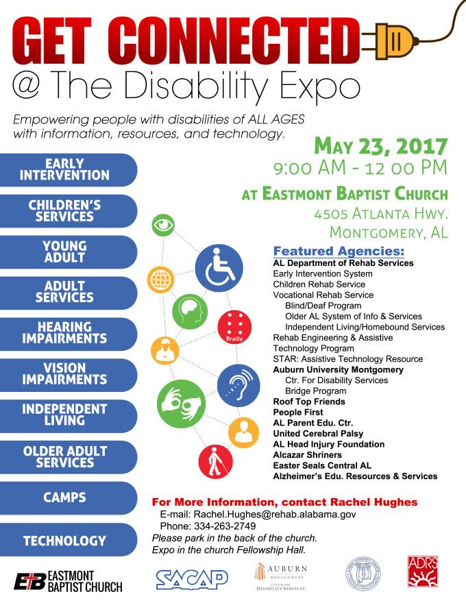 Hughes, Rachel - SACAP {Disability Expo}
