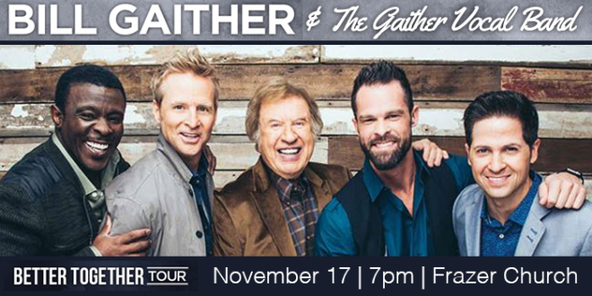SOLD OUT!! Gaither Vocal Band - Montgomery