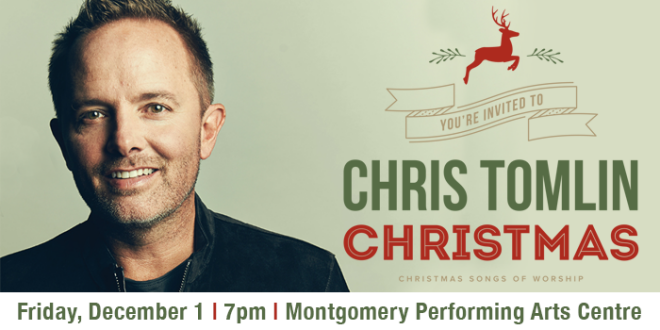 Montgomery Family Christmas with Chris Tomlin - Montgomery