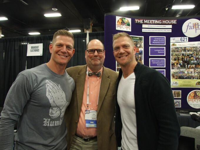 Benham, David & Jason - Miracle in Shreveport ***NRB 2018***