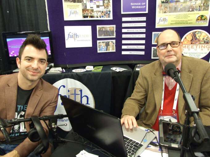 Miles, Lucas - Oasis Church (IN)/The Lucas Miles Show ***NRB 2018***
