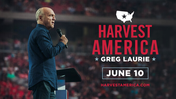 Arenas, Mark - Harvest America