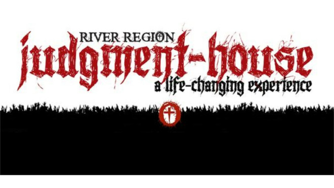 River Region Judgment House Begins - Montgomery