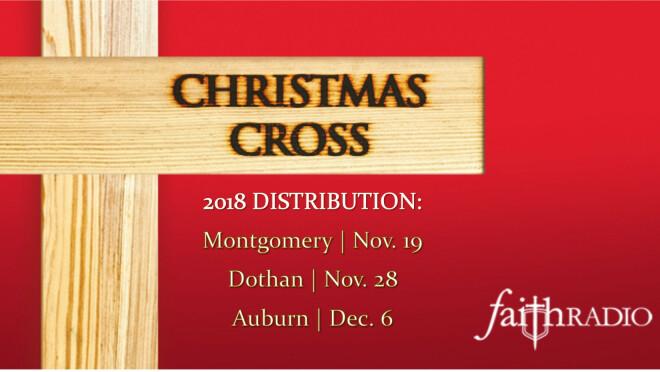Christmas Cross Distribution