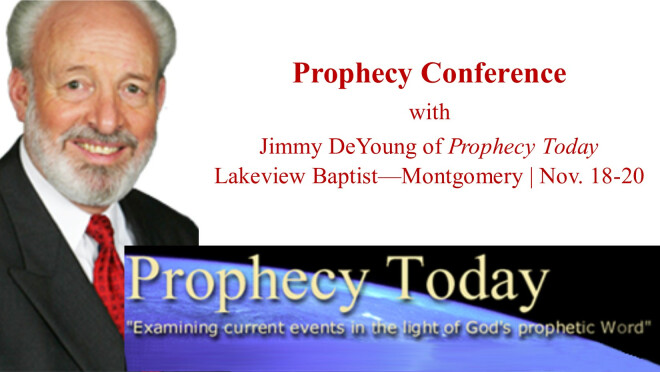 Jimmy DeYoung Speaking - Montgomery