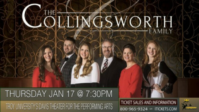 The Collingsworth Family in Concert - Montgomery