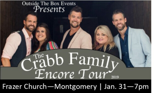 The Crabb Family in Concert - Montgomery