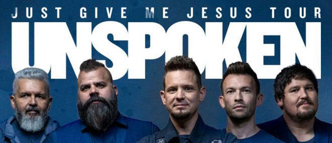 Unspoken Just Give Me Jesus Tour - Montgomery