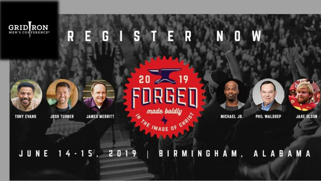 Gridiron Men's Conference 2019 - Birmingham