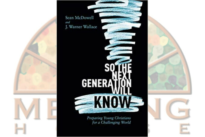 Wallace, J. Warner - So the Next Generation Will Know