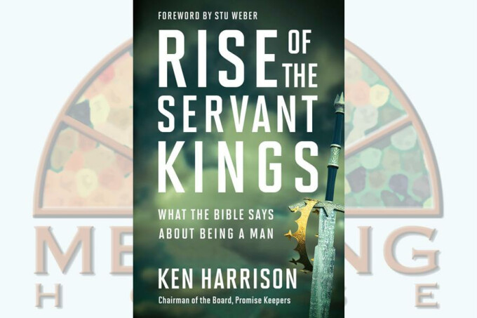 Harrison, Ken - Promise Keepers {Rise of the Servant Kings}