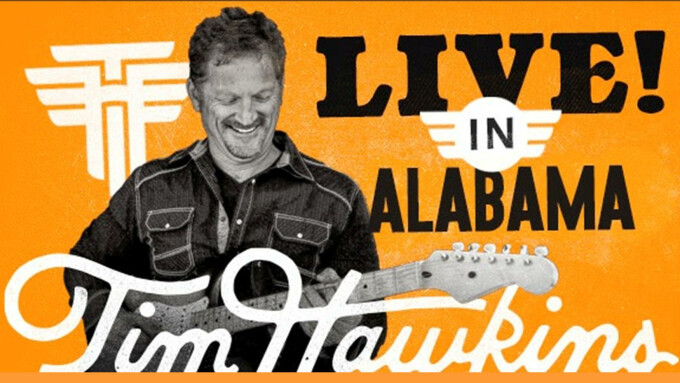 Hawkins, Tim - Live in Alabama