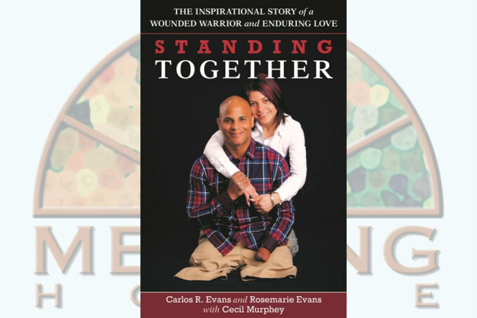 Evans, Carlos - Touching Lives Leaving Footprints {Standing Together}