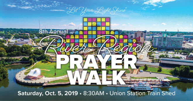 8th Annual River Region Prayer Walk - Montgomery