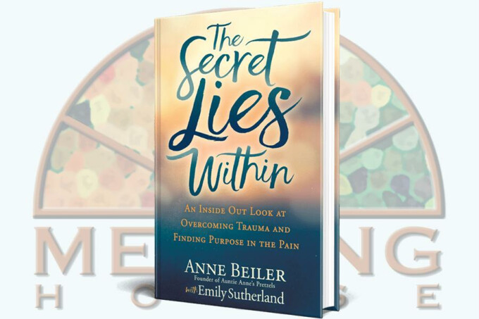 Beiler, Anne - The Secret Lies Within