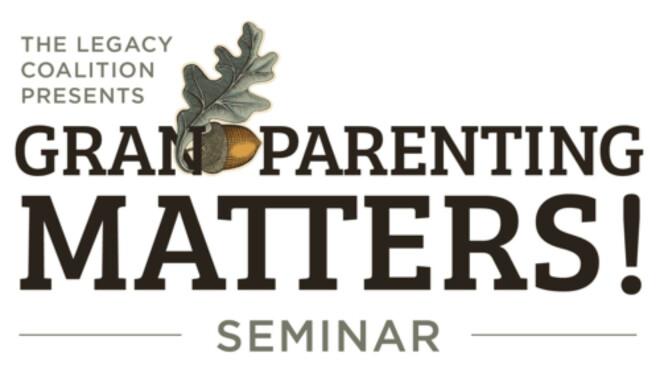 Grandparenting Matters Seminar - Montgomery