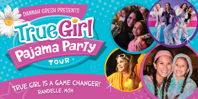 Dannah Gresh's True Girl Pajama Party Tour - Montgomery