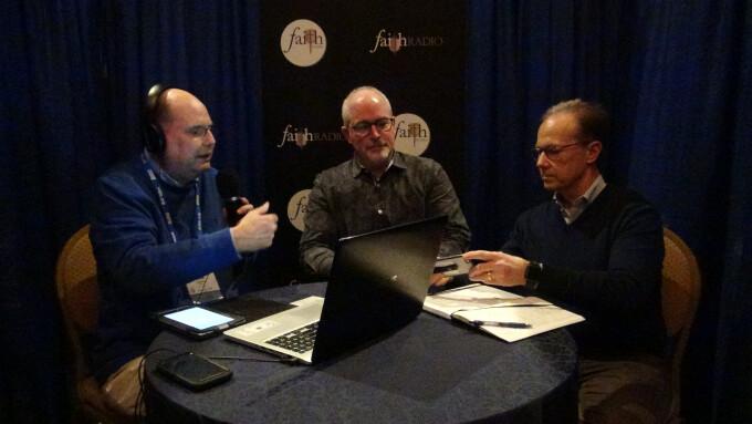 Gowler, Jeff & Thompson, John - Global Media Outreach ***NRB 2020***