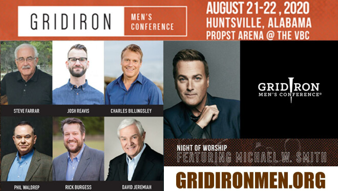 Gridiron Men's Conference Begins - Huntsville