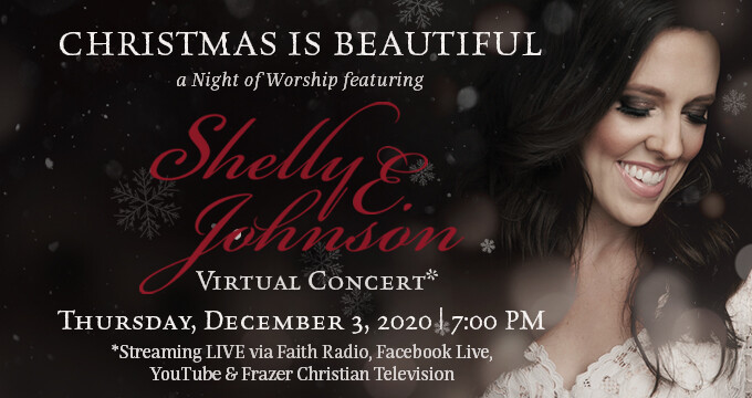 Johnson, Shelly E. - Christmas is Beautiful 2020 (Meeting House)