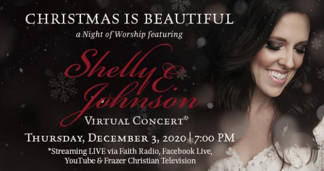 Shelly E. Johnson Virtual Concert - Montgomery