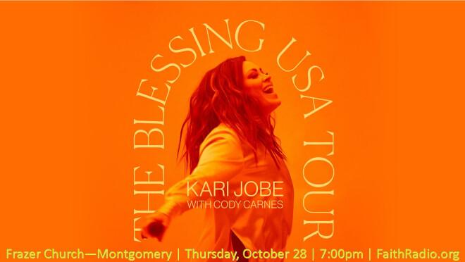 Kari Jobe Concert with Cody Carnes - Montgomery
